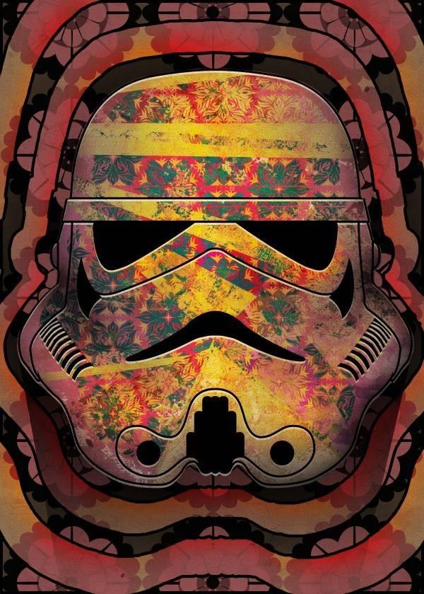 Star Wars Echo - Masked Troopers - Displate