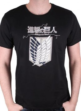 Attack on Titan Logo | Attack on Titan | T-Shirt