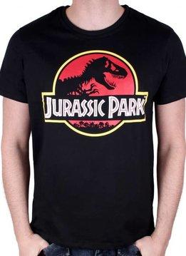 Jurassic Park Classic Logo | Jurassic Park | T-Shirt