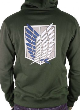 Attack on Titan Logo | Attack on Titan | Hoodie