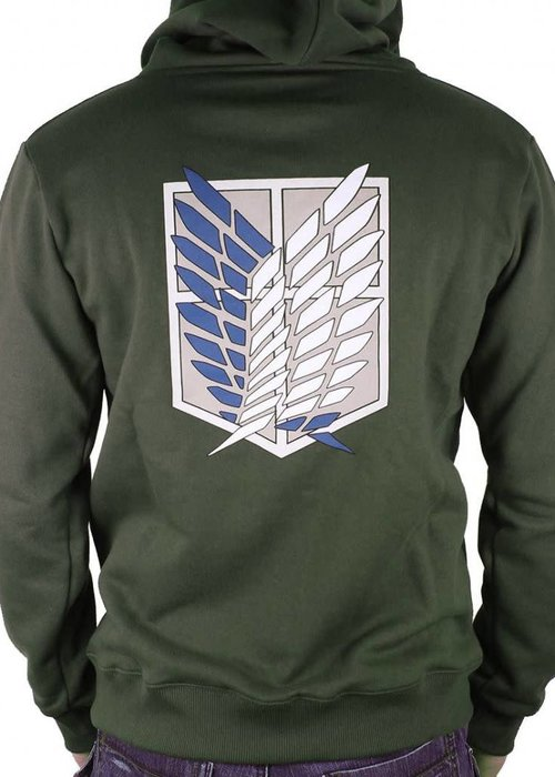 Logo | Attack on Titan | Hoodie