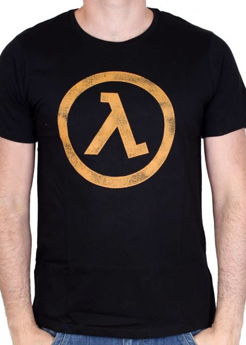 Half Life Logo | Half Life | T-Shirt