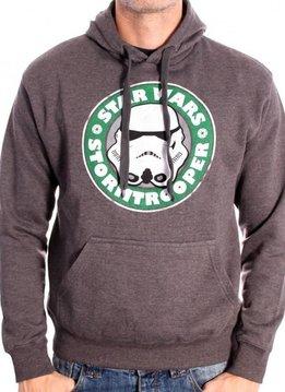 Star Wars Starbucks Trooper | Star Wars | Hoodie