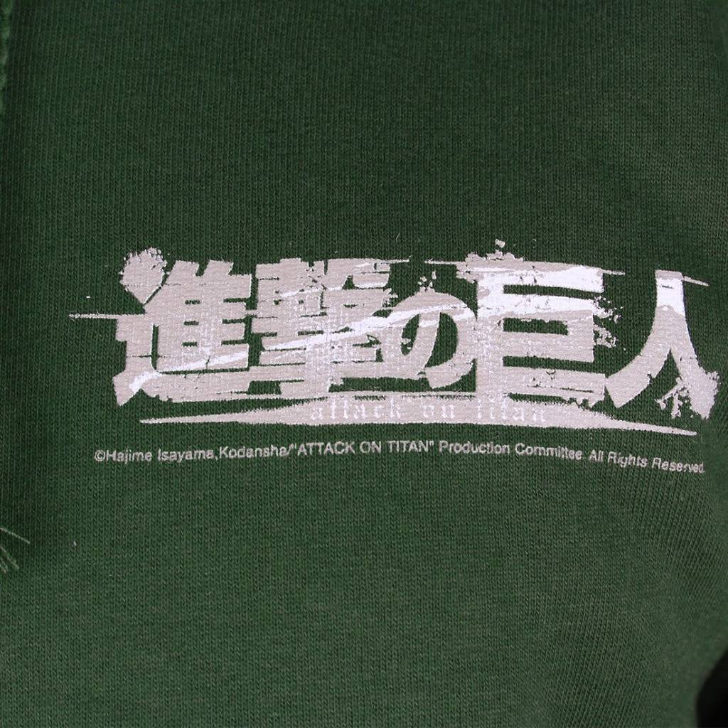 Logo   Attack on Titan   Hoodie