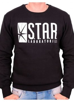 DC Comics Star Labs   The Flash   Hoodie