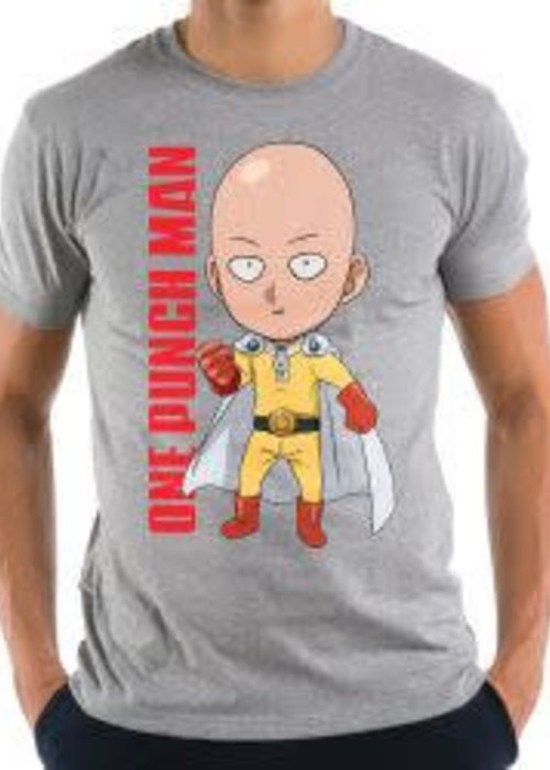 One Punch Man Tiny Saitama | One Punch Man | T-Shirt