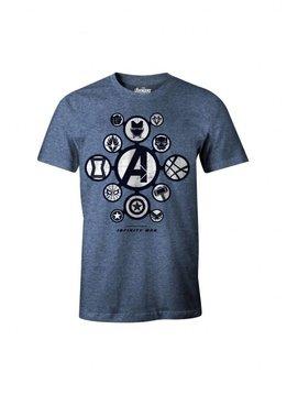 Marvel Avengers Logos | Avengers Ininity Wars | T-Shirt