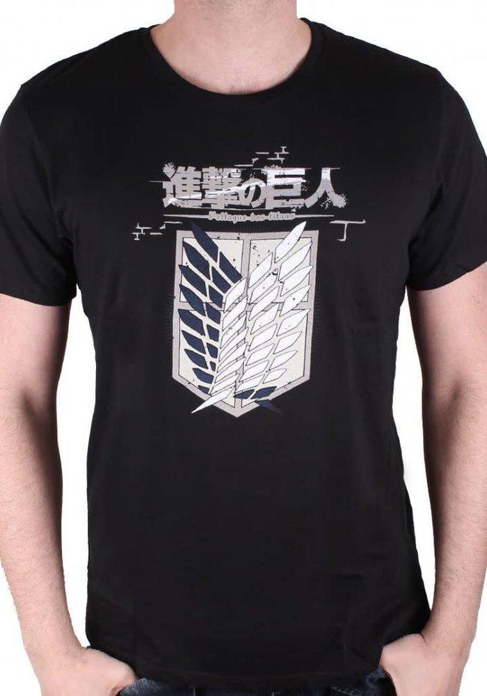 Logo | Attack on Titan | T-Shirt