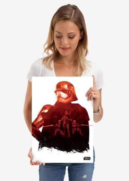 Star Wars Phasma  | Resistance vs First Order