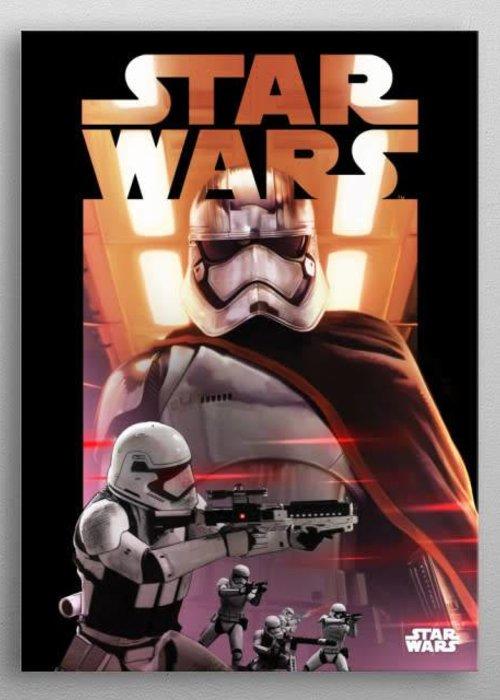Star Wars Phasma  | Dark Side vs Light Side