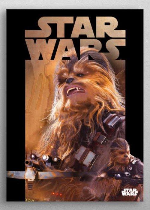 Star Wars Chewbacca  | Dark Side vs Light Side
