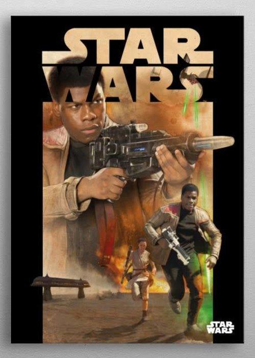 Star Wars Escape from Jakku  | Dark Side vs Light Side