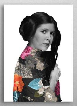 Star Wars Princess Leia | Force sensitive prints |  displates