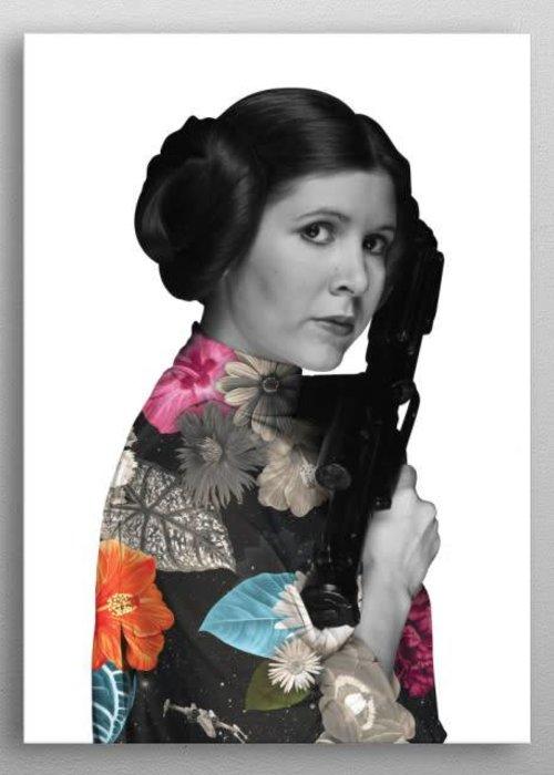 Star Wars Princess Leia   Force sensitive prints    displates