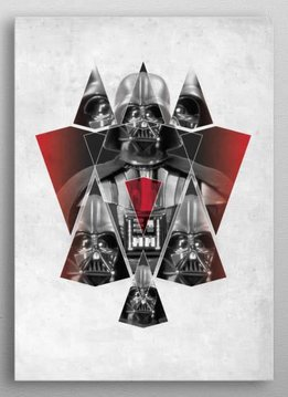 Star Wars Sith Lord -Force sensitive prints - displates