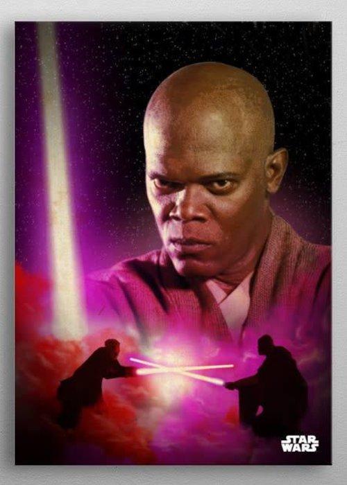Star Wars Mace Windu  | Duel of the Fates