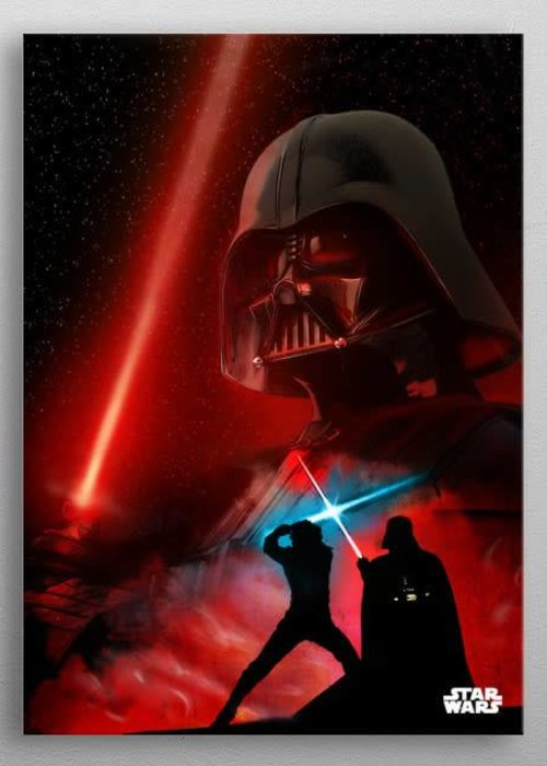 Star Wars Darth Vader  | Duel of The Fates