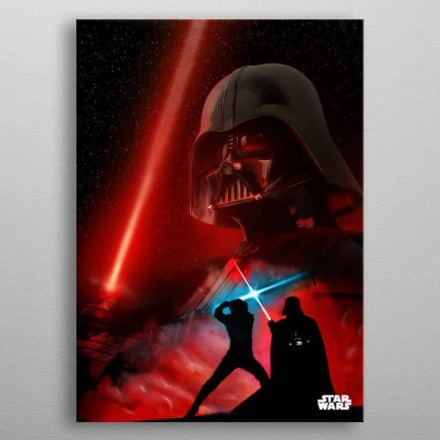 Star Wars Darth Vader -Duel of The Fates- Displate