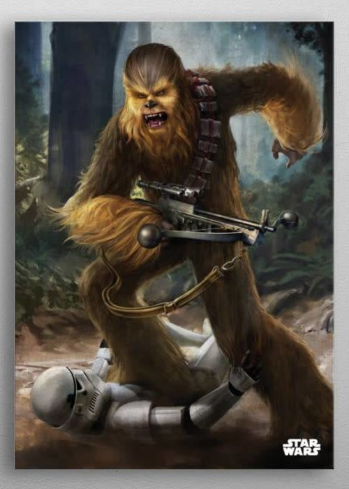 Star Wars Chewbacca  | Episode IV A New Hope