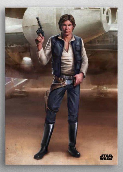 Star Wars Han  |  Episode IV A New Hope