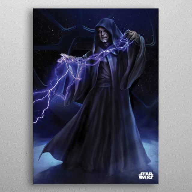Star Wars The Emperor -Episode IV A New Hope-Displate