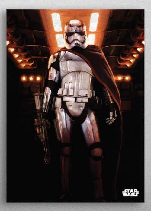 Star Wars Captain Phasma | The Force Awakens |  Displate
