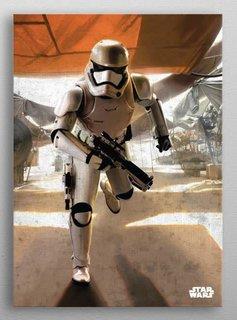 Star Wars Trooper -The Force Awekens- Displate