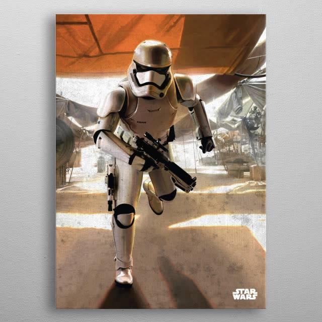 Star Wars Trooper -The Force Awakens- Displate