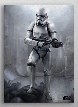 Star Wars Stormtrooper-Episode IV A New Hope-Displate