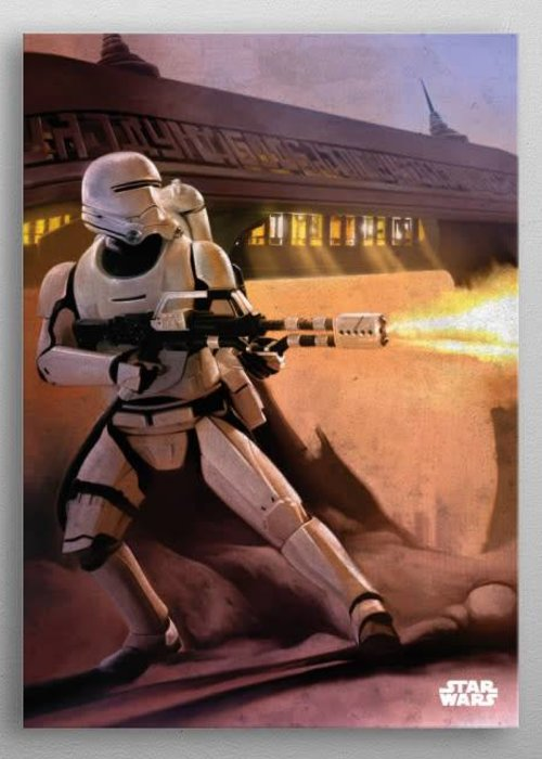 Star Wars Flame Trooper | The Force Awakens