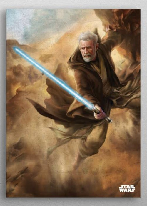 Star Wars Old Ben    Episode IV A New Hope