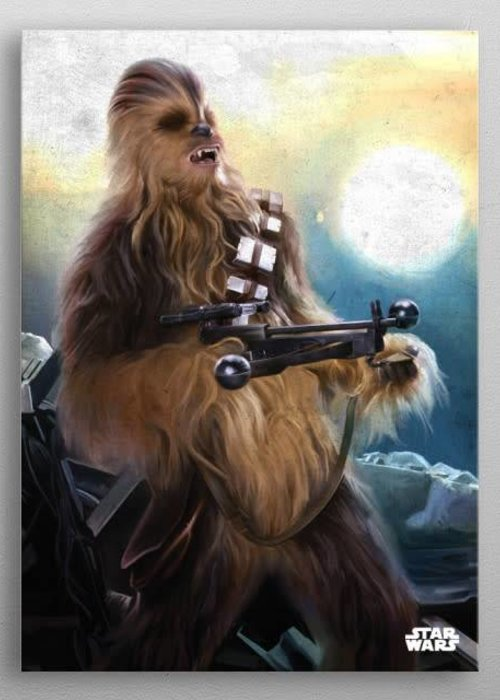Star Wars Chewie  | The Force Awakens