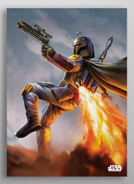 Star Wars Boba Fett   Episode IV A New Hope   Displate