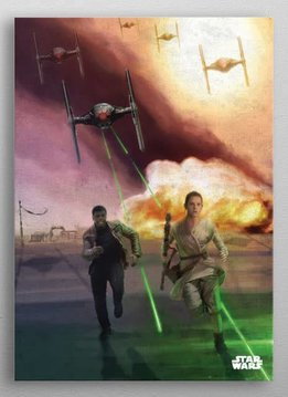 Star Wars Escape | The Force Awakens |  Displate