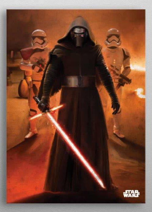 Star Wars Kylo ren   The Force Awakens    Displate