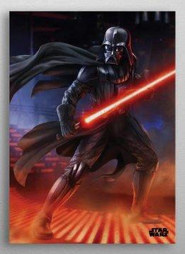 Star Wars Darth Vader -Episode IV A New Hope-Displate
