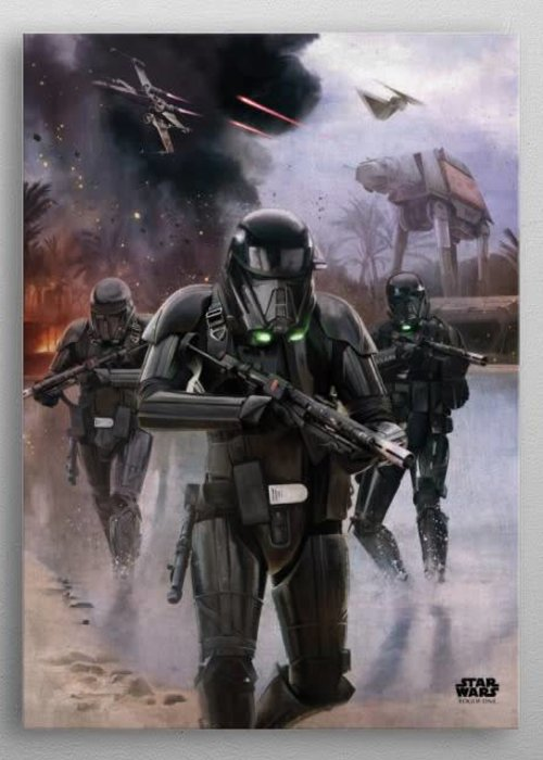 Star Wars Imperial Backup  | Battle of Scarif
