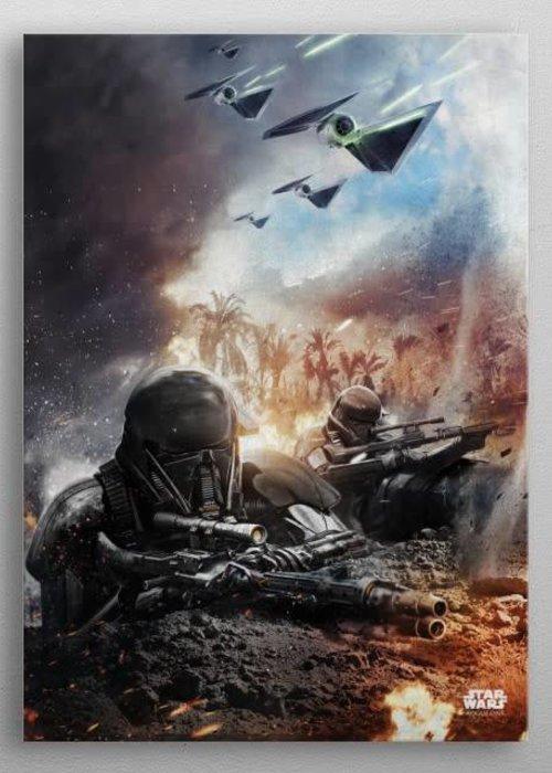 Star Wars Enforcers  | Battle of Scarif Rogue One