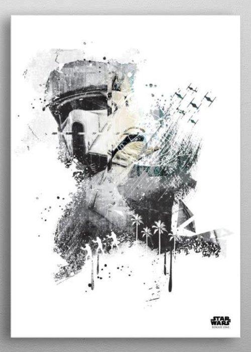 Star Wars Scarif Trooper  | Jammed Transmission
