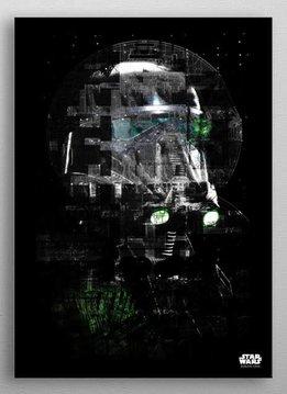 Star Wars Death Trooper - Jammed Transmission - Rogue One - Displate