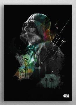 Star Wars Darth Vader - Jammed Transmission - Rogue One - Displate