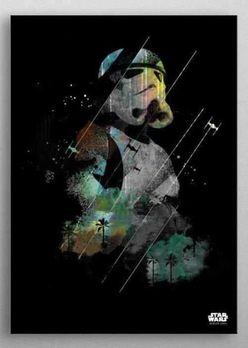 Star Wars Stormtrooper  | Jammed Transmission