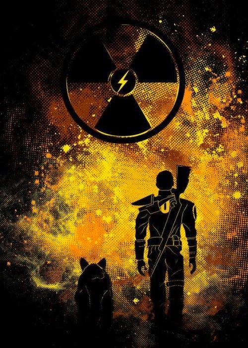 Donnie Nuclear  | Art