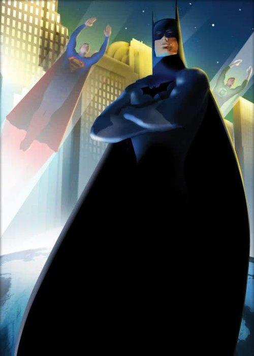 DC Comics Heroes  | Justice League Retro