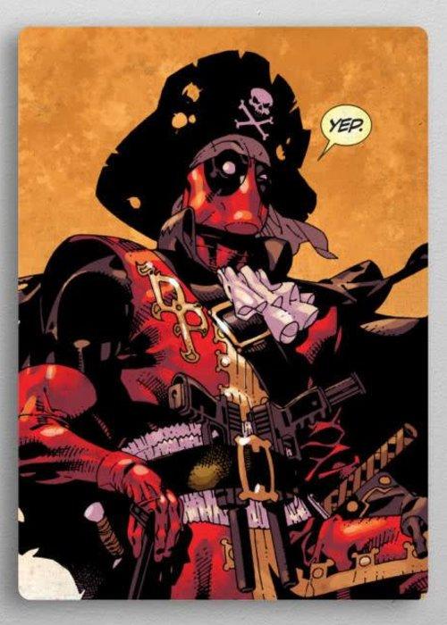 Star Wars Captain Deadpool | Deadpool Covers | displate