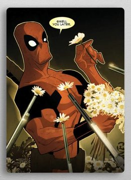 Star Wars Smell You Later - Deadpool covers - displate