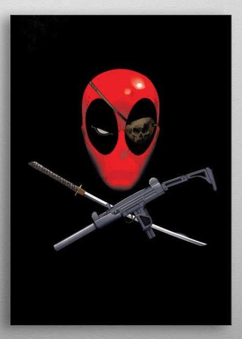 Marvel Piratepool  | Deadpool Covers