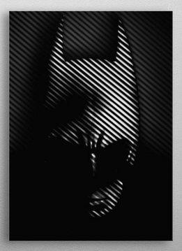 Star Wars Batman | Batman Noir | displate