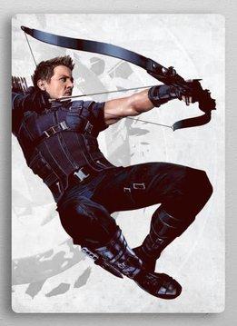 Marvel Hawkeye | Civil War United We Stand | Displate