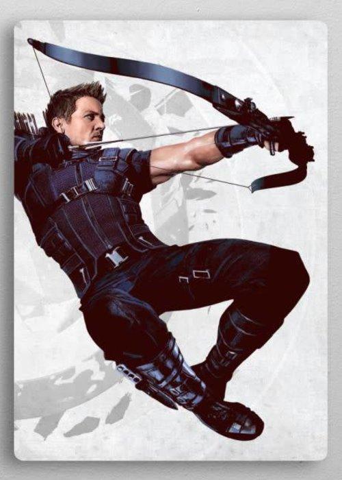 Marvel Hawkeye  | Civil War United We Stand
